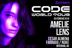 CODE WORLD TOUR W \ AMELIE LENS