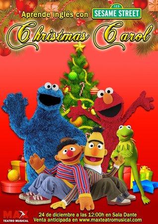 A Sesame Street Christmas Carol.Sesame Street Christmas Carol