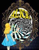 ALICE THROUGH THE LOOKING GLASS. Lewis Carroll's