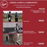 "CINEMA LLIURE A LES BIBLIOTEQUES: ""Remember Spain. Spanish Refugee Aid"""