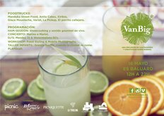 VANBIG, THE FIRST EVENT OF STREET FOOD IN BALEARES