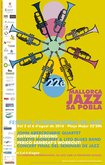 Mallorca Sa Pobla Jazz Festival 22nd 2016, ANTHONY STRONG