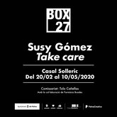Susy Gómez. Take care