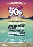 El festival Love the 90's
