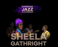 SUMMETIME JAZZ . Sheela Gathright.