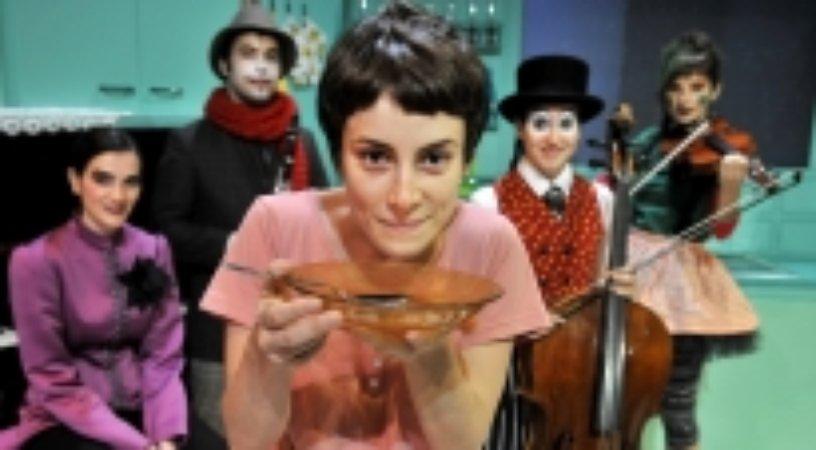 Termínate La Sopa 4 Espectáculos Familiares