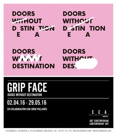 grip doors without destination