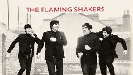 THE FLAMING SHAKERS - THE BEATLES