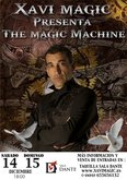 """The Magic Machine"" con Xavi Magic"