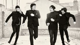 THE FLAMING SHAKERS -THE BEATLES-