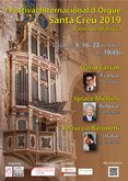 I FESTIVAL D´ORGUE DE SANTA CREU .Ignace Michiels