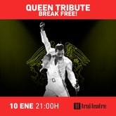 QUEEN TRIBUTE. Break Free