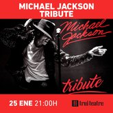 TRIBUTE. MICHAEL JACKSON