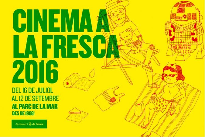 cinema a la fresca 2016