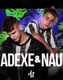 ADEXE & NAU. Indiscutibles World Tour