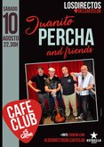 Los directos del Cafeclub. Juanito Percha and friends