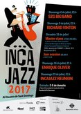 Incajazz 2017. RICHARD VINTON