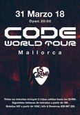 CODE WORLD TOUR