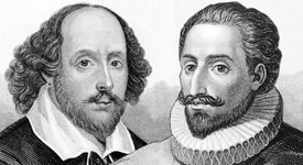 Cervantes i Shakespeare
